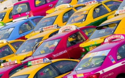 What's the best way to get around Bangkok?