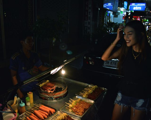 Annie Night Street Food David Bonnie Bangkok Thailand davidbonnie.com