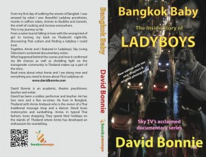 Bangkok Baby Front and back Cover David Bonnie Bangkok Thailand davidbonnie.com
