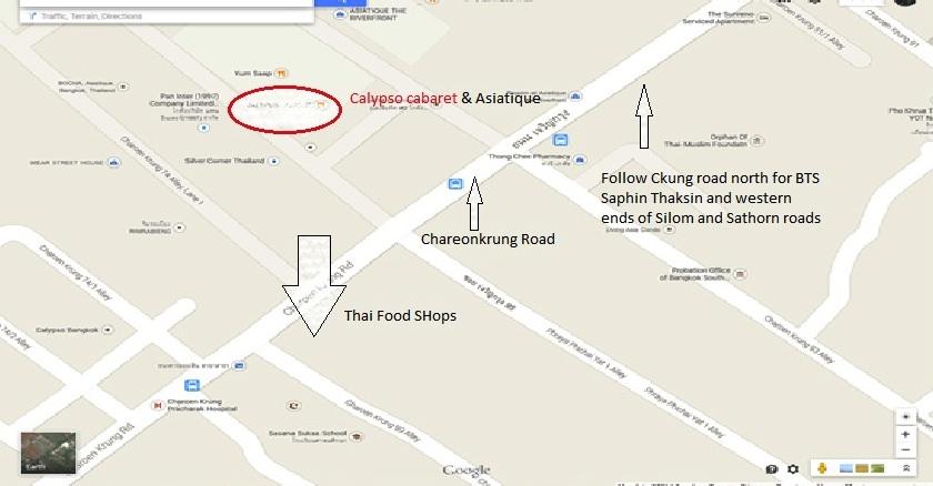 Calypso Map David Bonnie Bangkok Thailand davidbonnie.com