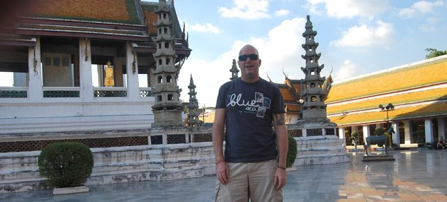 David Bonnie Wat Temple David Bonnie Bangkok Thailand davidbonnie.com