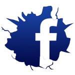 Facebook Logo David Bonnie Bangkok Thailand davidbonnie.com