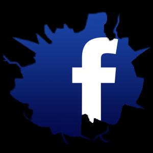 Facebook Logo David Bonnie Bangkok Thailand davidbonnie.com