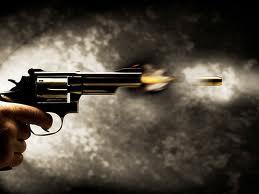 Gun Firing bullet David Bonnie Bangkok Thailand davidbonnie.com