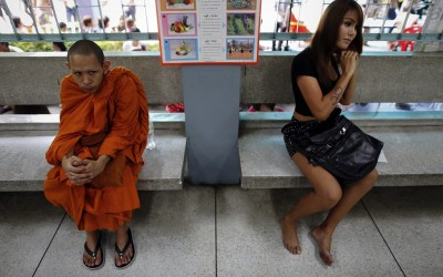 Why are there so many Ladyboys in Thailand?