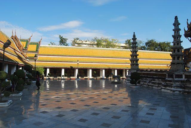 Thailand Temple Wat David Bonnie Bangkok Thailand davidbonnie.com