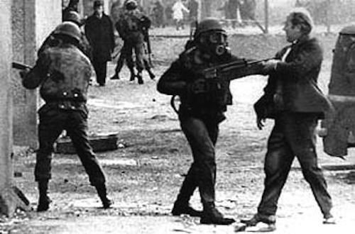Soldier X | Part 8, Belfast