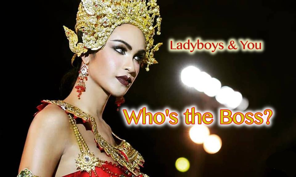 Ladyboys in Thai Culture- Phrakun & Bunkhun