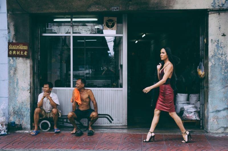 Bangkok Lives   David Bonnie