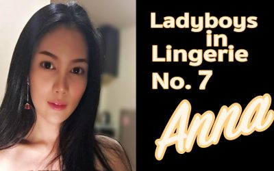 Miss Real Ladyboy 2021 | Anna