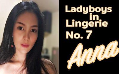 Miss Real Ladyboy 2021 | Anna