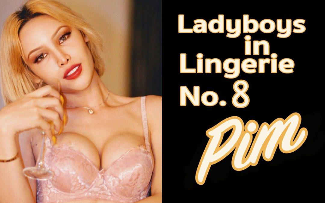 Miss Real Ladyboy 2021 | Pim