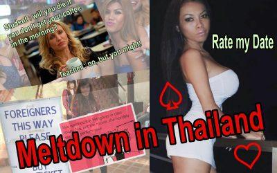 Bangkok Tales   Meltdown in Thailand